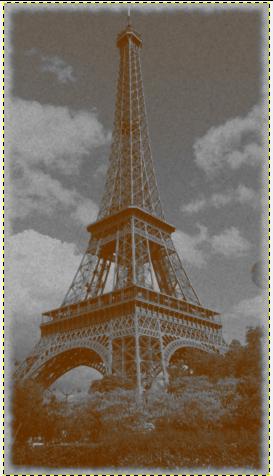 GIMP Filter Altes Foto